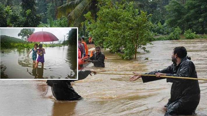 Death toll rises to 83 in Kerala rain fury; 2.5 lakh people in relief camps
