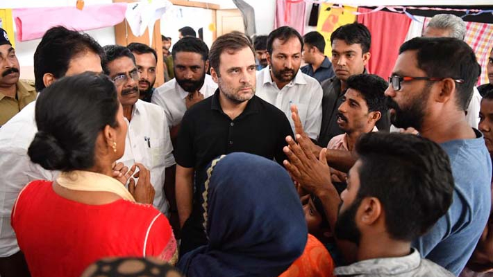 Rahul Gandhi urges Centre to