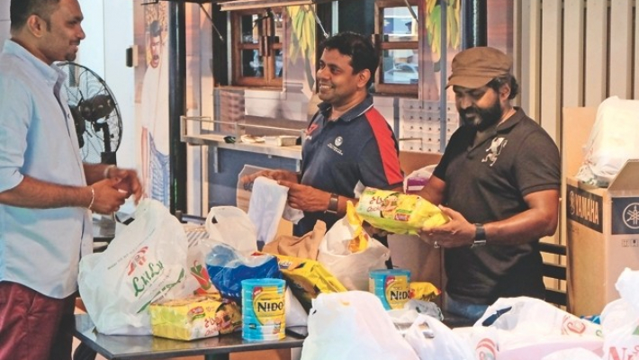 Indian expats in UAE open collection centres of flood-hit Kerala