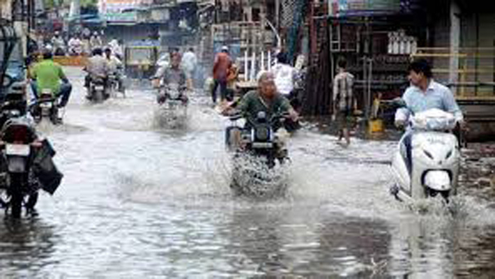 Very heavy rain likely in 8 MP districts; orange alert issued Bhopal,