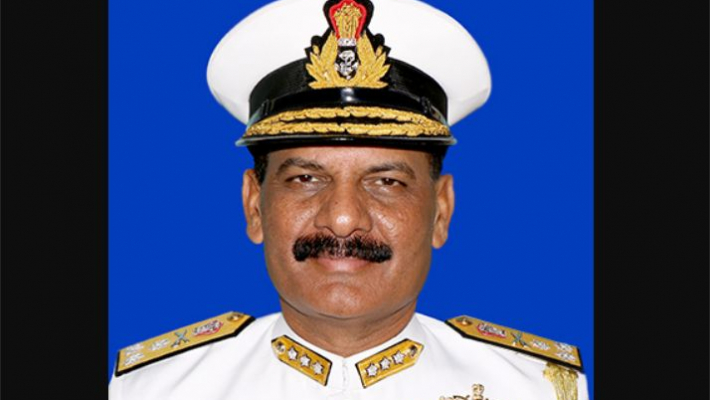 Vice Admiral Dinesh K Tripathi assumes charge as Director General Naval Operations