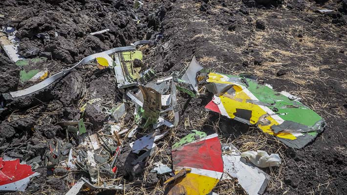 Ethiopian Airlines 'has flown' black boxes of crashed Boeing to Paris