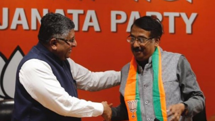Congress Spokesperson Tom Vadakkan joins BJP; says 'hurt' over party's stand post-Pulwama strike