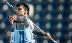 Neeraj Chopra claims historic javelin throw gold at CWG