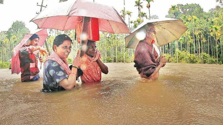 Flood toll rises to 95, heavy rains forecast in Kerala