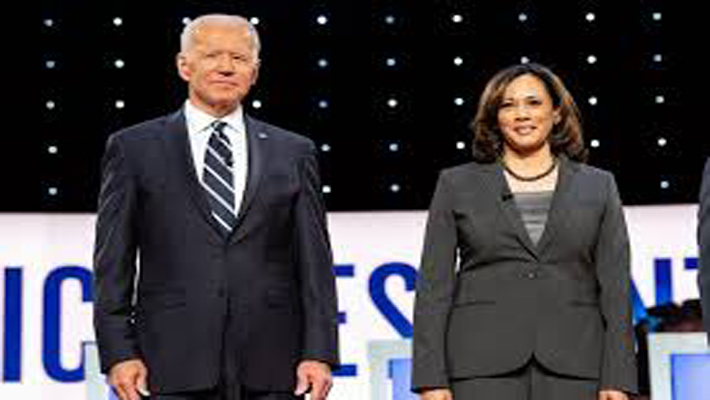 Biden, Harris to formally file for Democratic nomination
