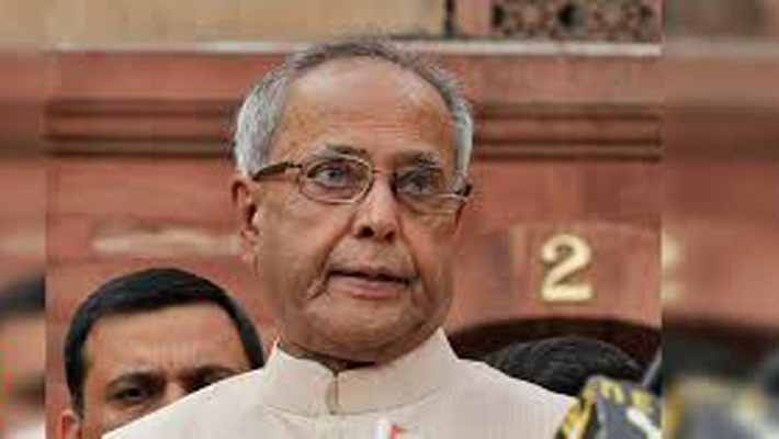 Mukherjee continues to be on ventilator support