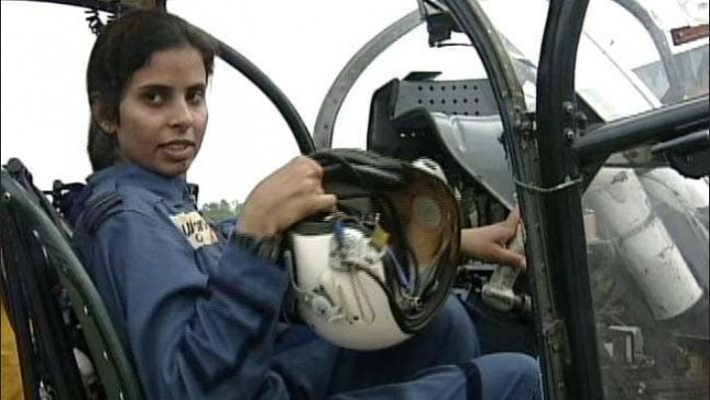 I was lucky to have support from family and IAF: Gunjan Saxena