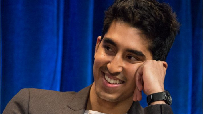 Dev Patel celebrates India from his Los Angeles front yard