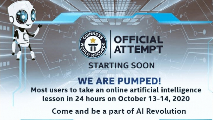 CBSE, Intel set Guinness World Record for maximum users to take online AI lesson in 24 hrs