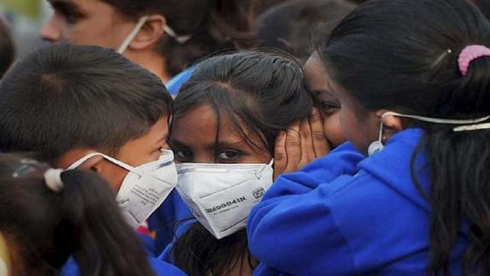 Children in India face higher health burden of climate change: report