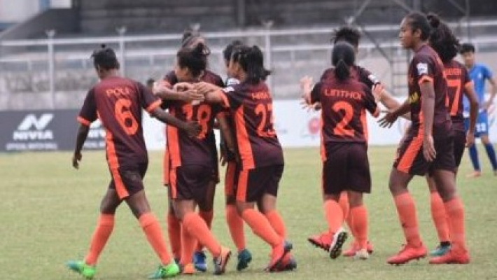 Gokulam end group stage with all win record in IWL