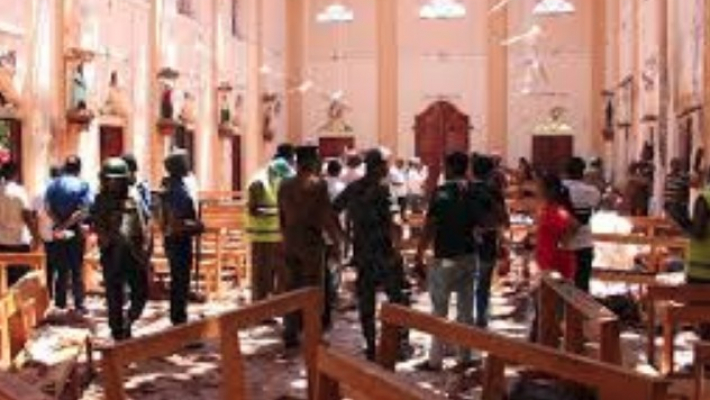 Wife of Sri Lanka church bomber delivers their first baby post-Easter attacks