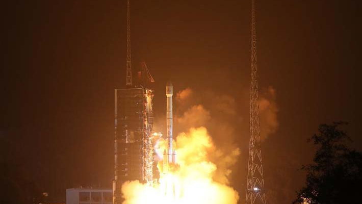 China to launch new weather satellite