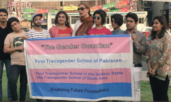 Classes begin in Pakistan's first school for transgenders
