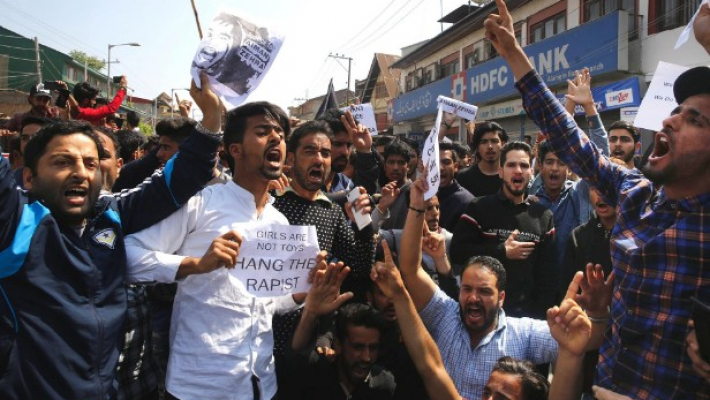 Youth injured in protests against child's rape in Srinagar died