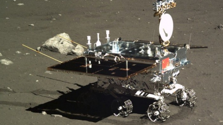 Chinese rover sheds light on lunar mantle, may help unlock secrets of Earth, Moon's evolution