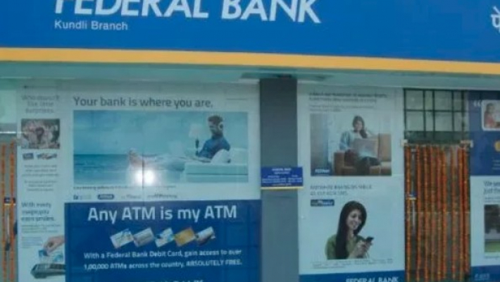Federal Bank net zooms over 46% on fee income, stable assets