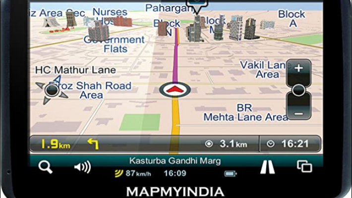 MeitY uses MapmyIndia to help people find government facilities on digital map