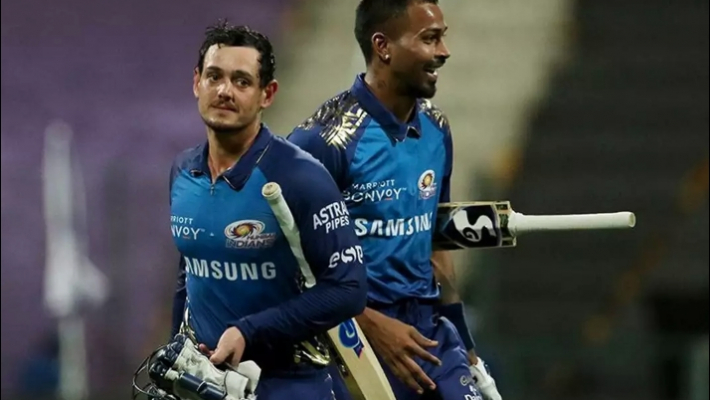 MI-5: Rohit's team crushes KKR by 8 wickets, claims fifth straight win