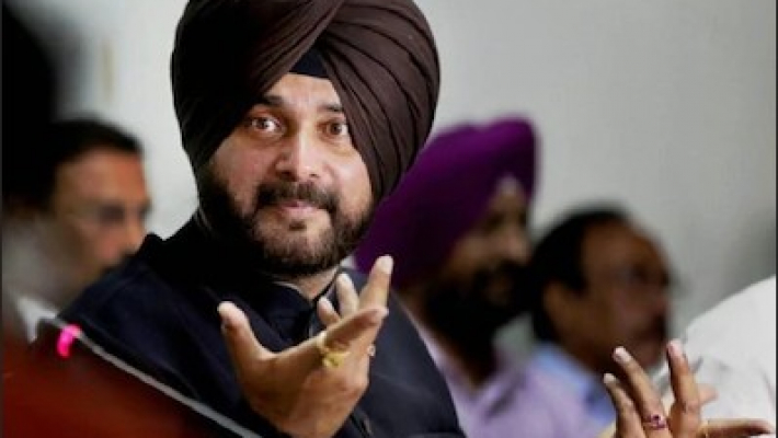After 'missing' for months, Sidhu resurfaces