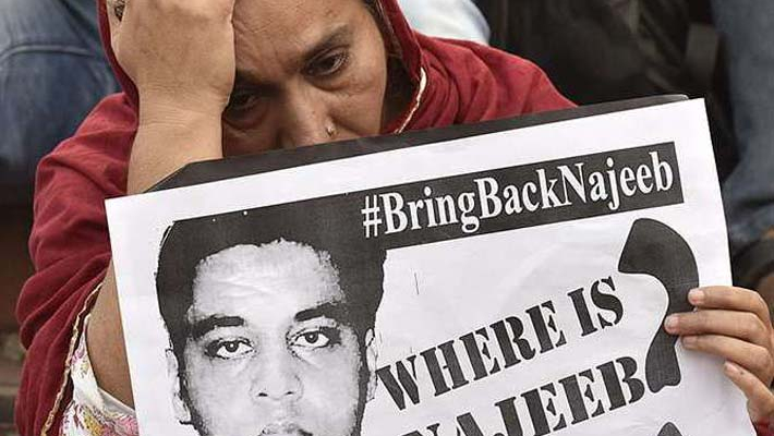 Will vote for the party which brings my son back: Missing JNU student Najeeb's mother