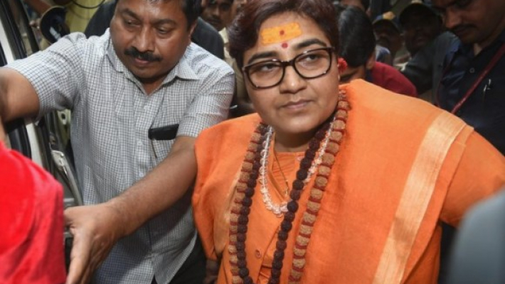 BJP pits Malegaon accused Sadhvi Pragya against Cong's Digvijay Singh in LS polls