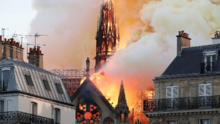 Notre Dame will be closed up to 6 years