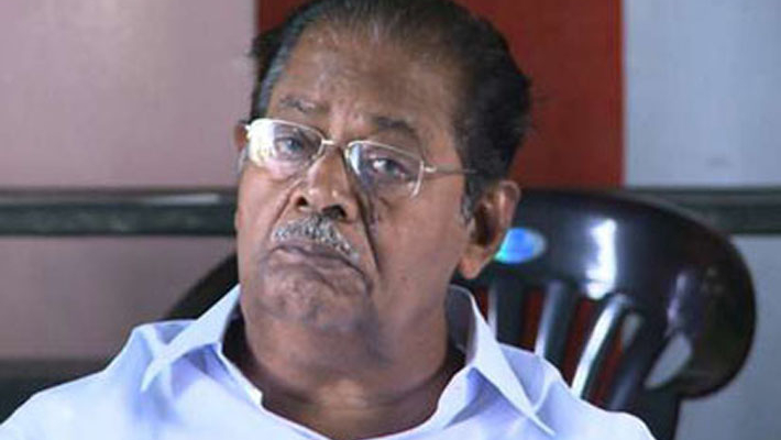 Kadavoor Sivadasan passes away