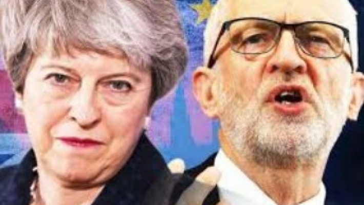 Crucial Brexit talks between PM May and Labour leader Corbyn end without deal