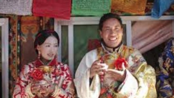 China promoting marriages among Han and Tibetans in Tibet