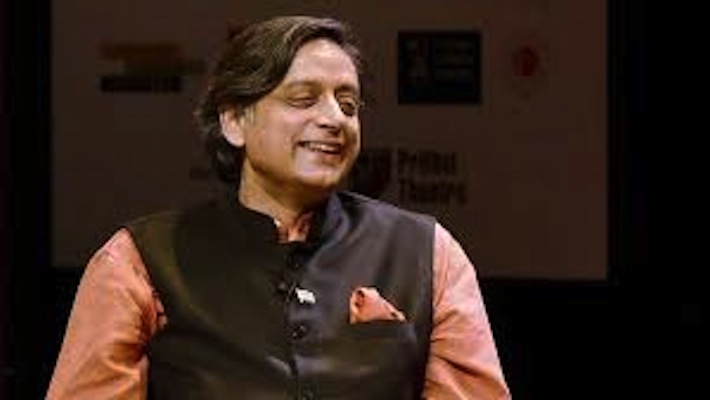 Activists under detention for their words: Tharoor