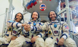 Spaceflight may harm muscles of astronauts: study