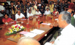 Kerala government's second progress report next month?