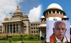 Supreme Court orders floor test in Karnataka tomorrow