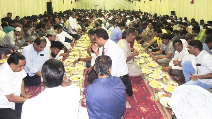 Kerala Muslim body serves Iftar to 2,500 people every day in Dubai