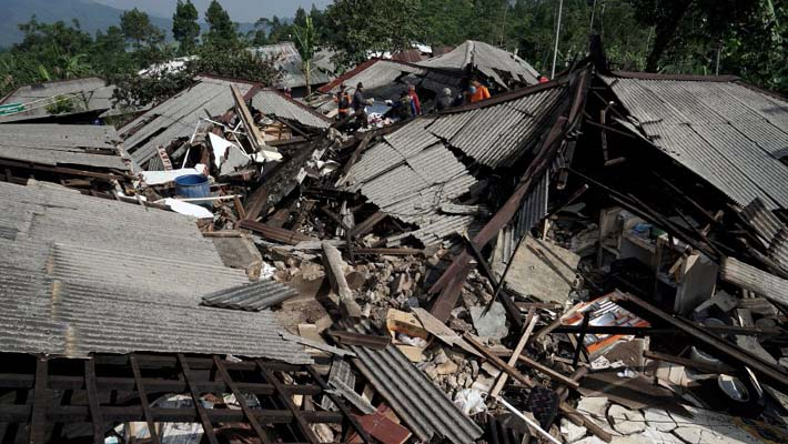 12 killed, over 100 injured as string of quakes strike China