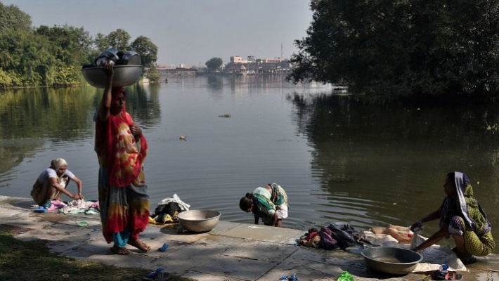 IIT study finds traces of coronavirus in Sabarmati river, two lakes