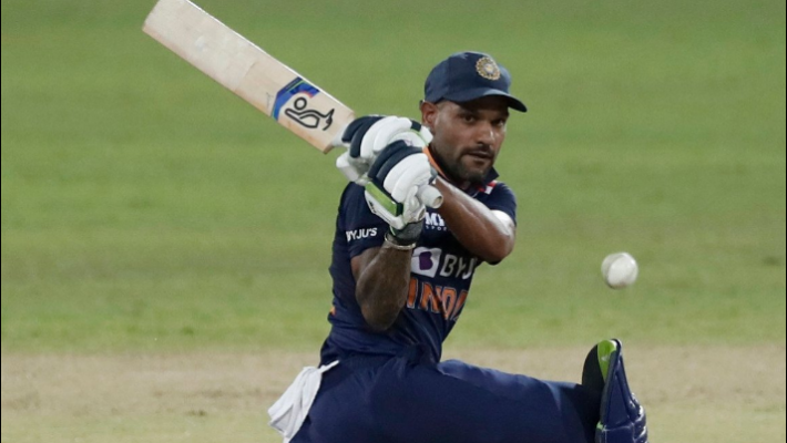 Dhawan completes 6000 ODI runs, becomes 10th Indian to do so