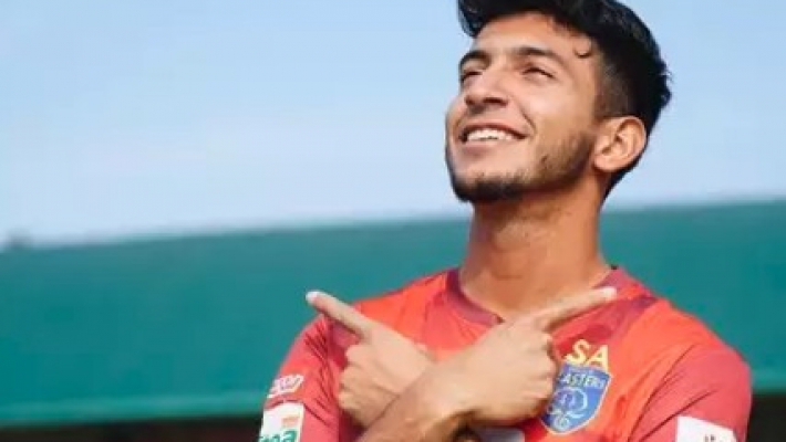 Mid-field pivot Sahal wants to become 'Indian Messi'