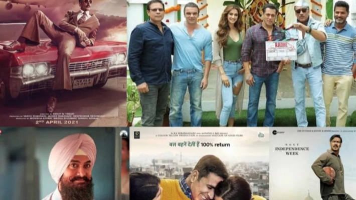 Bollywood release calendar shapes up as 'Bellbottom', '83', 'Jhund' set for theatrical debut in 2021