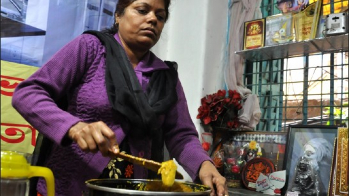 Home cooking back in life due to coronavirus scare