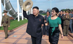 New role for wife of North Korea's Kim: First Lady
