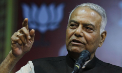 Yashwant Sinha to hold event with opposition parties in Patna on April 21