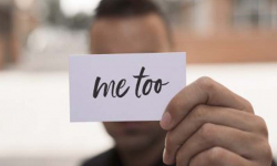 Some male sexual assault victims feel left behind by #MeToo