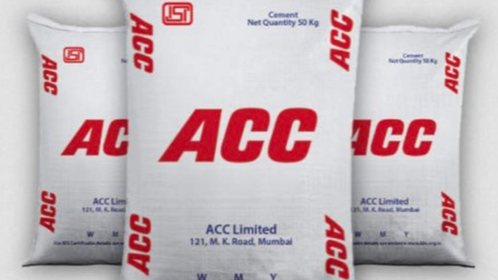 ACC net profit jumps 74% to Rs 562.59 cr in March quarter