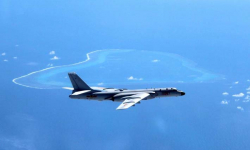 China lands strategic bombers in South China Sea for 1st time; US sees red