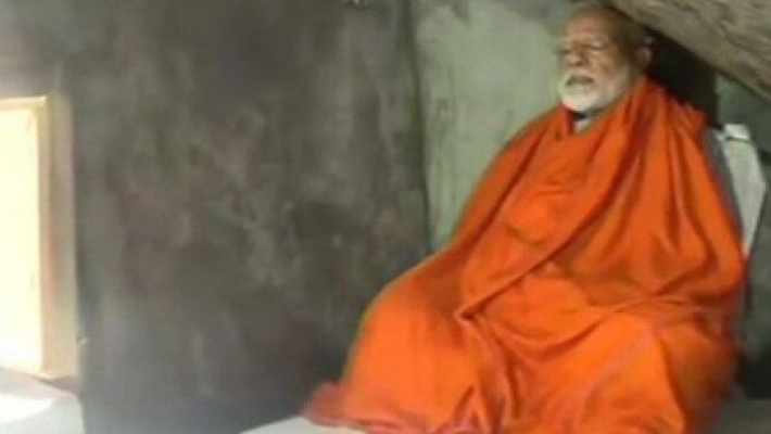 Congress MP writes to EC against media coverage of Modi's Kedarnath trip