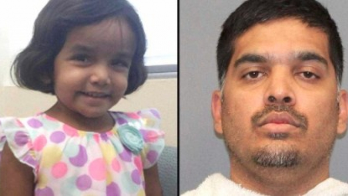 Indian-American adoptive father of Sherin Mathews challenges life term