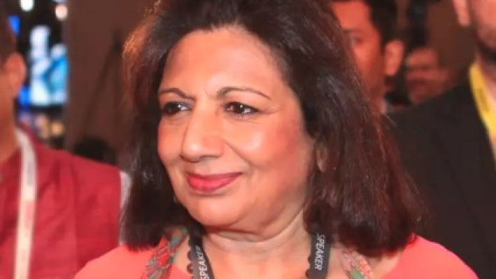 FM in twitter spat with Kiran Mazumdar-Shaw; says she is working on the economy